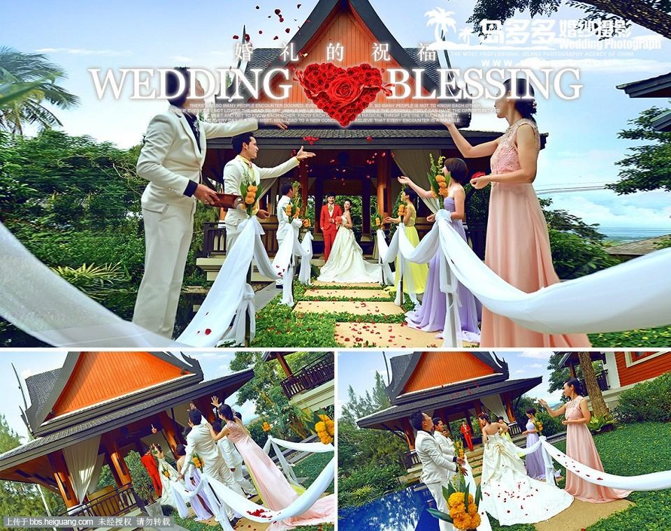 岛多多摄影,普吉岛婚纱摄影婚礼篇
