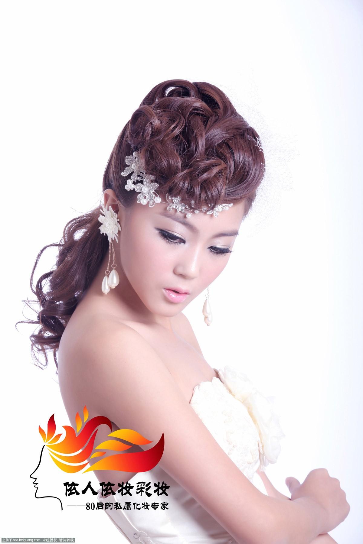 2014年《韩式新娘妆》流行趋势第1季发布