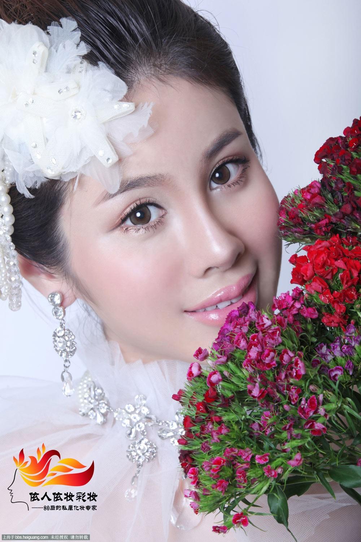 高清韩式新娘妆发型分享展示