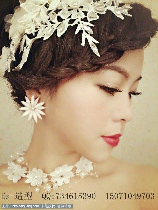 造型新娘 - 化妆造型作品