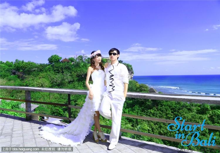 婚纱风景图片室内