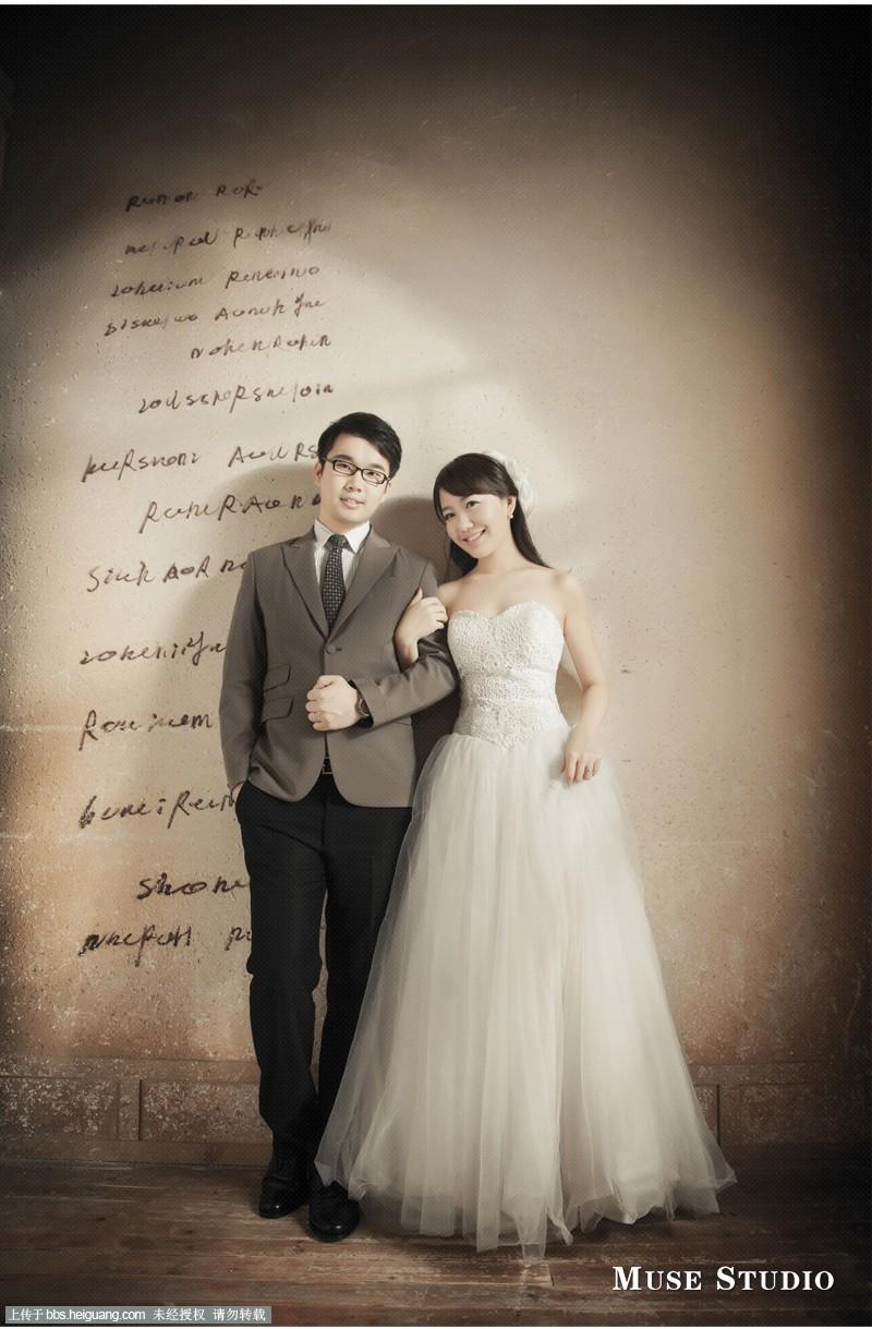 上海韩国慕色婚纱摄影韩式婚纱照图片欣赏