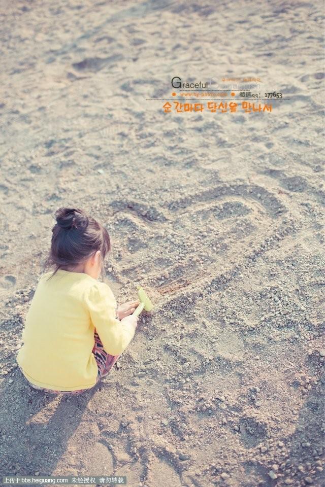 h&y太原儿童外景摄影