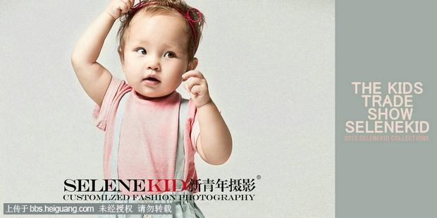 大连新青年儿童摄影可爱宝宝照