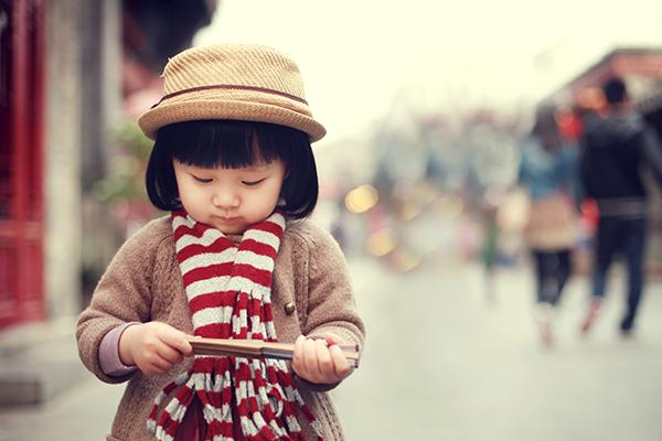 南锣鼓巷外景-北京芝麻开门facememo儿童摄影出品