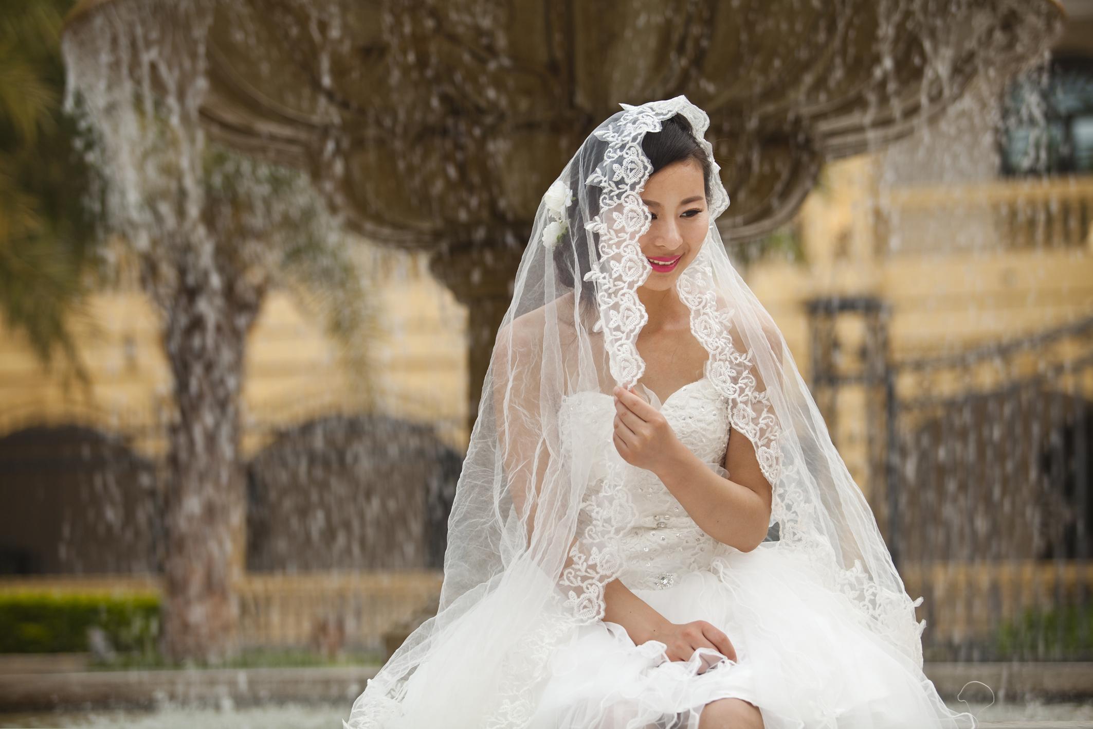 新娘  新娘