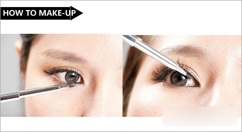 6种眼线画法详解