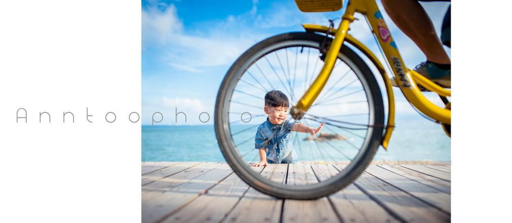 厦门环岛路音乐广场海景儿童摄影大片_儿童摄影作品