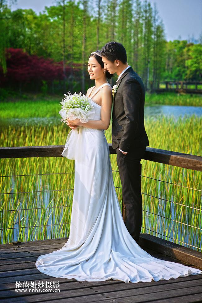 小清新婚纱照--无锡侬侬婚纱摄影
