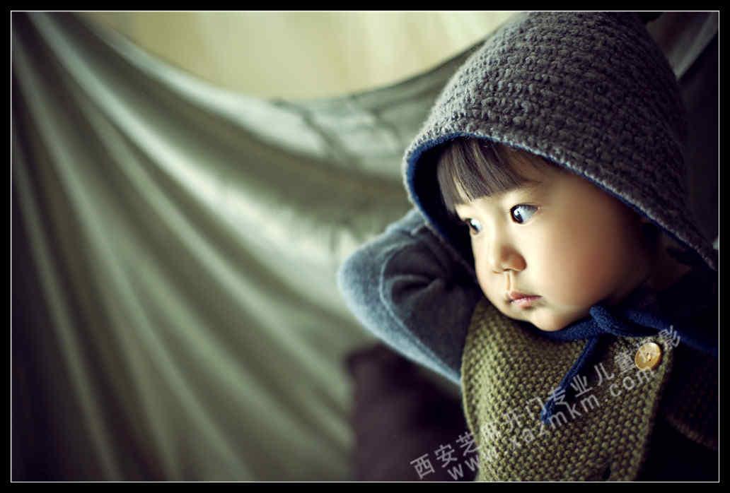 精选儿童摄影作品欣赏