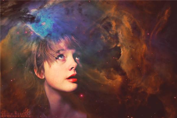 情绪人像摄影作品:用光影托起梦想