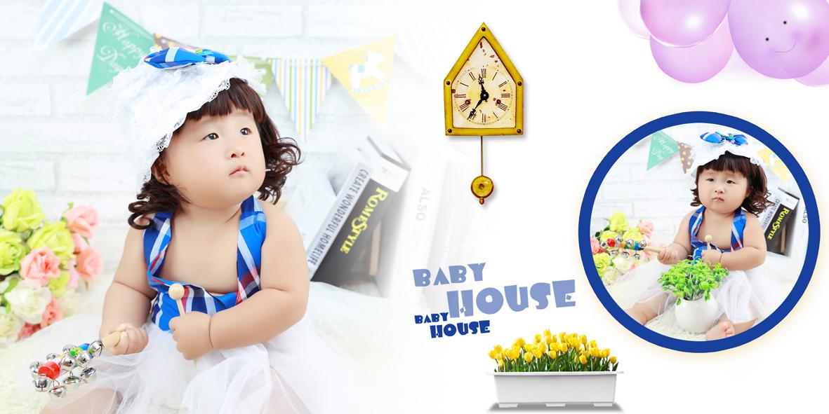 专业承接儿童相册设计单片精修