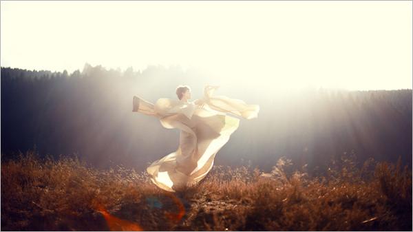 [转载]人像摄影:大气唯美般的诗意童话