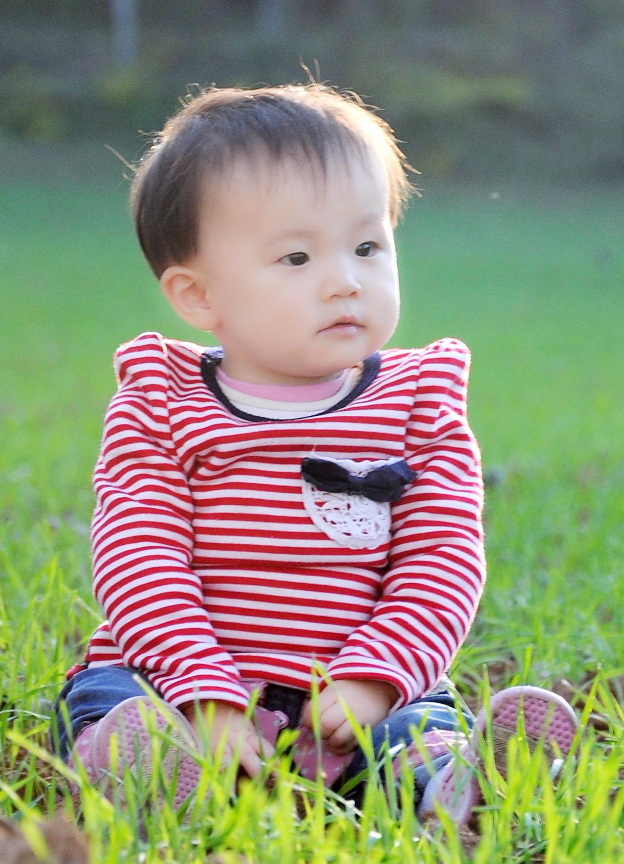 可爱宝宝 - 儿童摄影作品