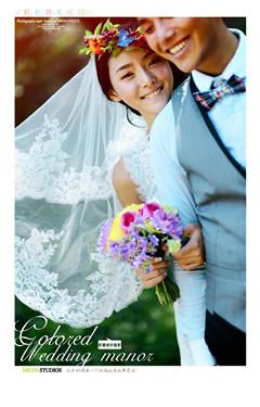 婚纱摄影双人美姿注意事项图片