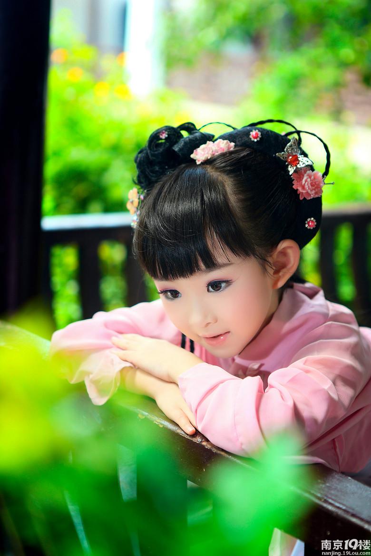 禧阁古装摄影-儿童古装