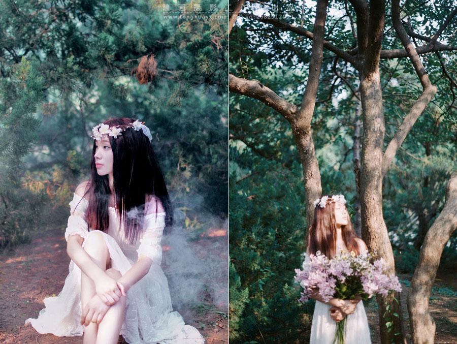 清新,自然的摄影风格图片
