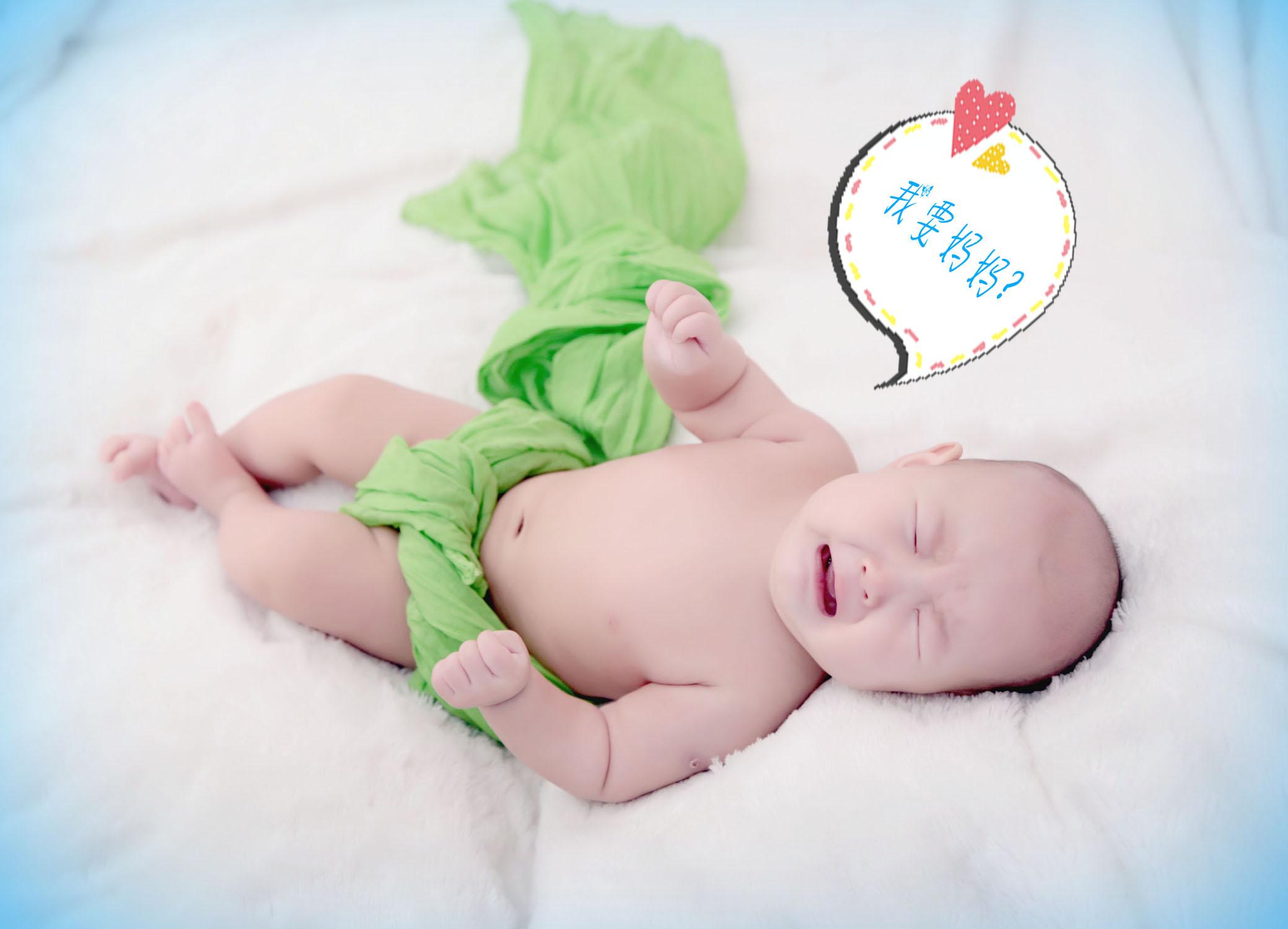 可爱的宝宝_儿童摄影作品