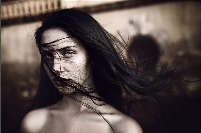 人物肖像摄影 无法阻挡的影像诱惑