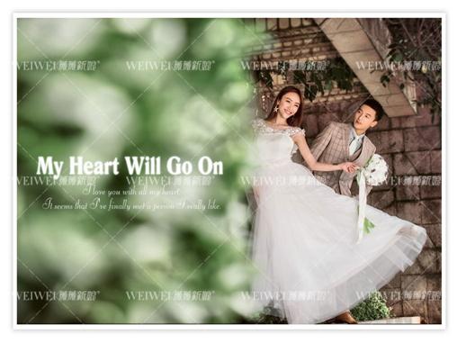 青岛拍婚纱照