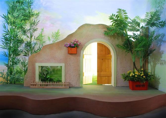 上海展会儿童作品,选景在华能影楼实景,影棚搭建