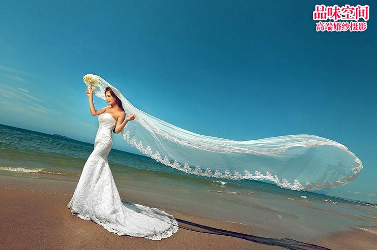 北京婚纱摄影工作室【品味空间】北戴河海景婚纱照欣赏