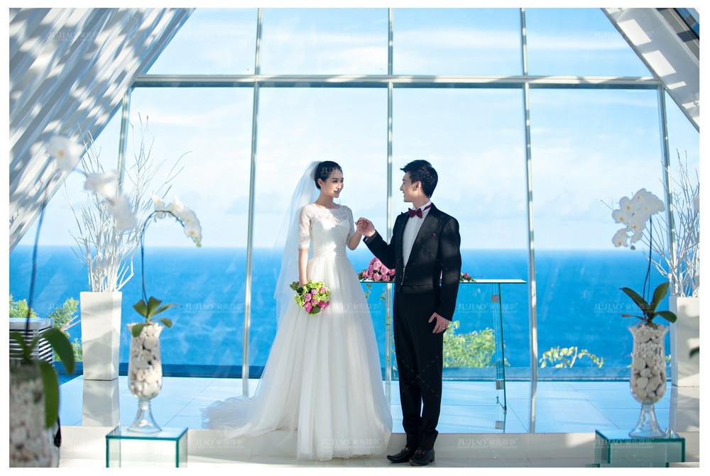 陶昕然&何建泽,巴厘岛婚纱照,聚焦摄影记录的幸福