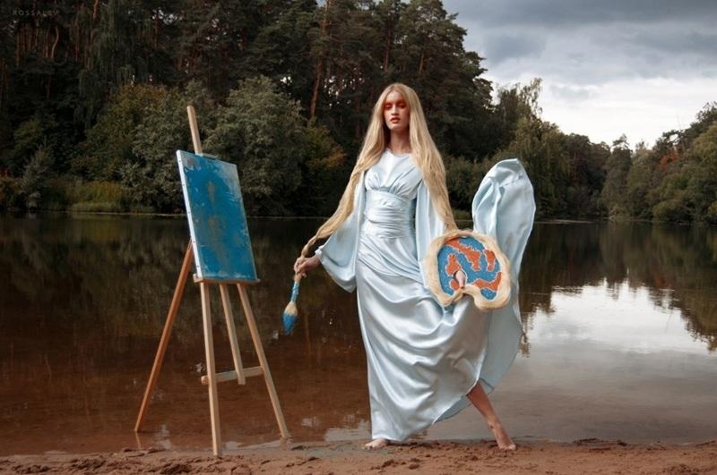 打造森女音乐风主题,渲染出神秘优雅的浪漫主义童话图片