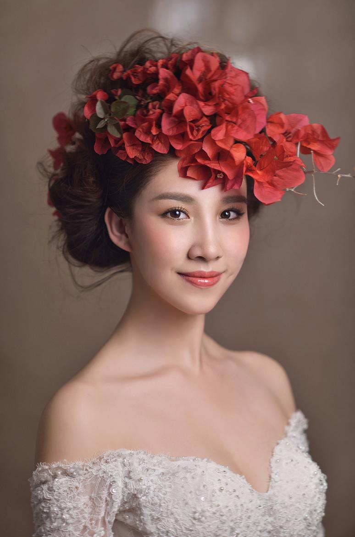 生活妆图片_【艾美俪美妆生活馆】——您的专属婚礼造型师