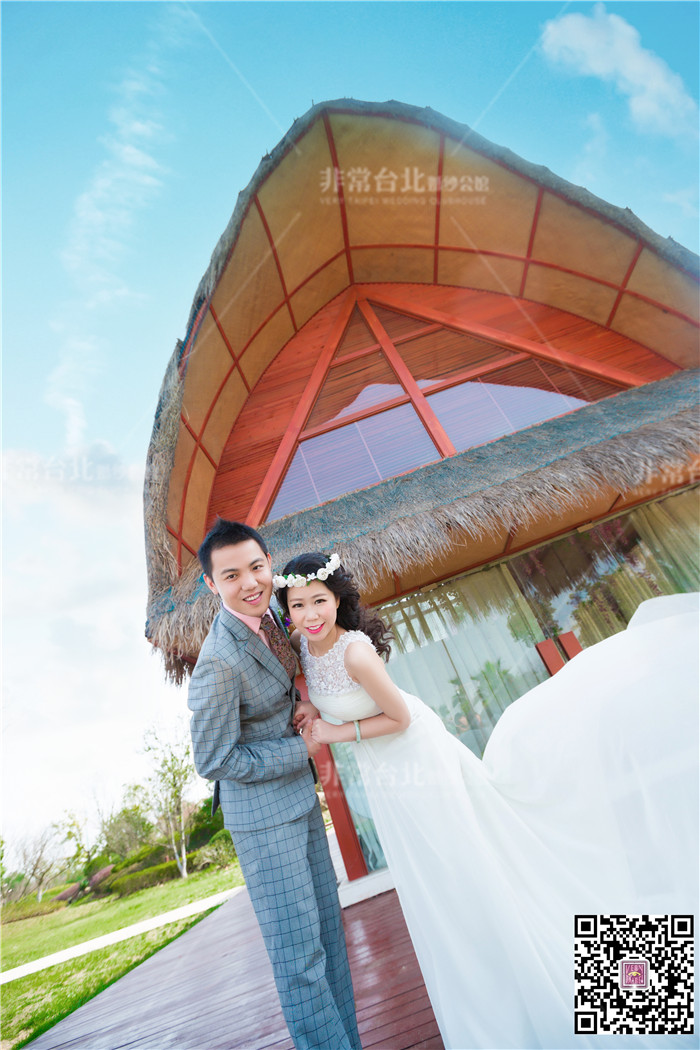 武汉非常台北婚纱摄影会馆-客片欣赏