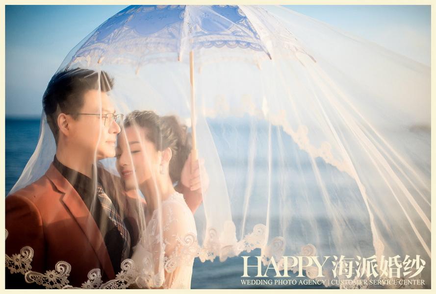 青岛户外婚纱摄影基地