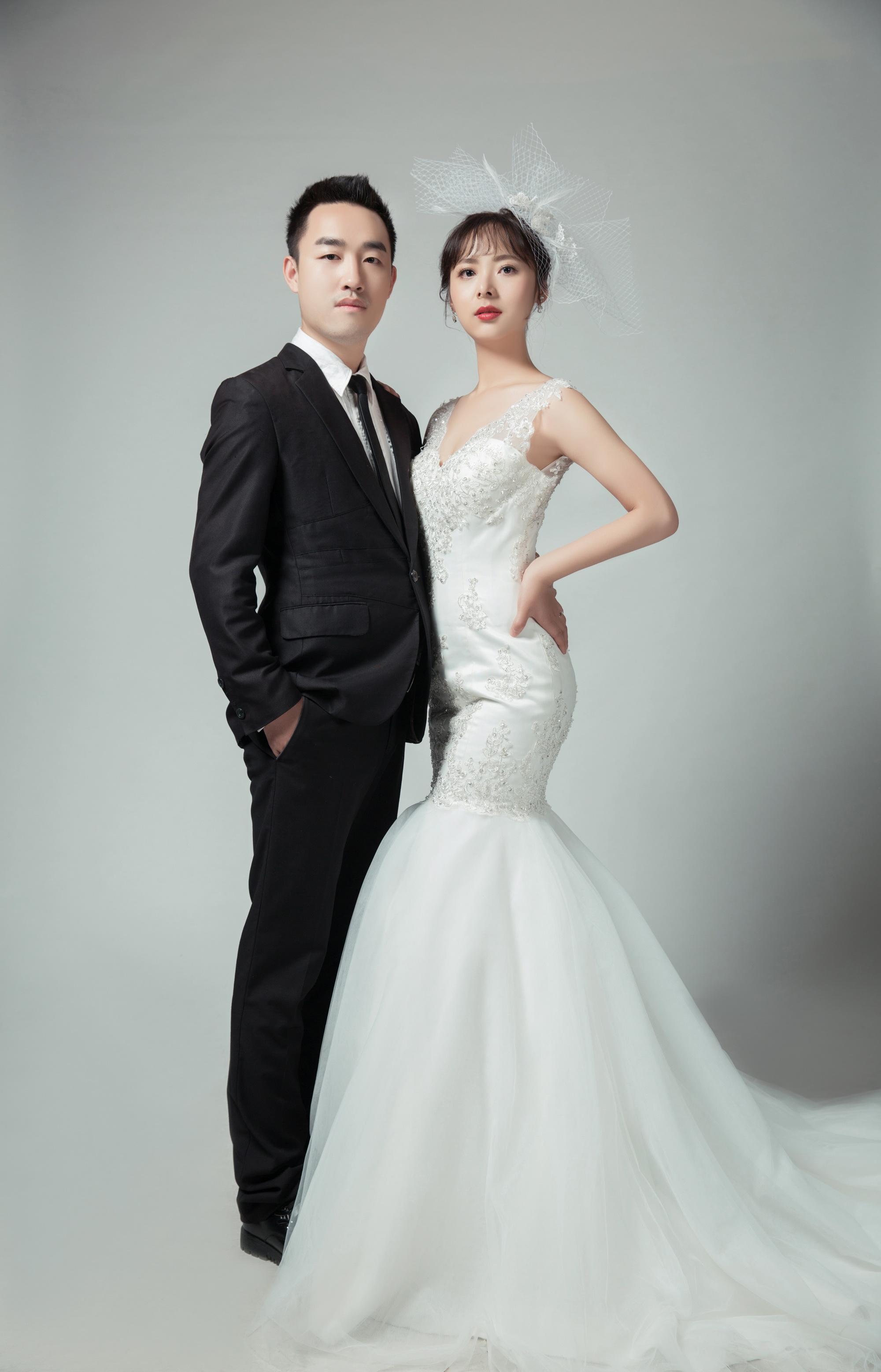 宁波韩式婚纱照风格--宁波客照分享