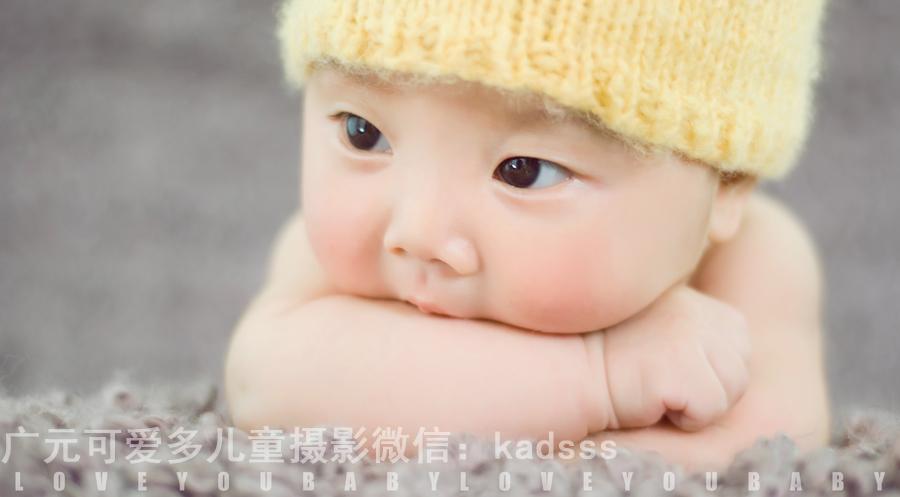 宝宝照欣赏 广元可爱多儿童摄影