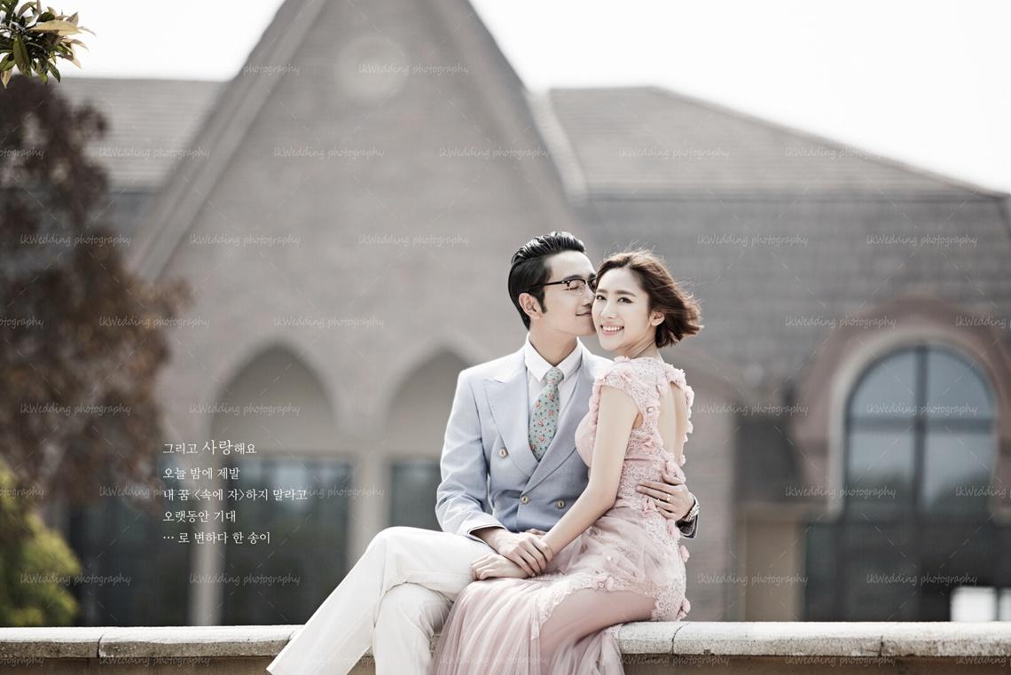 青岛张小白婚纱摄影机构集精湛专业的摄影品质