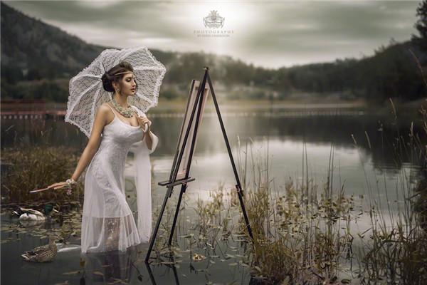 唯美人像摄影:文艺复兴的梦幻(上)