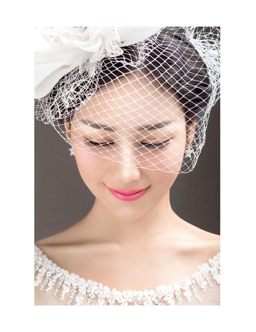 2015最新妆容-厦门启明星婚纱摄影