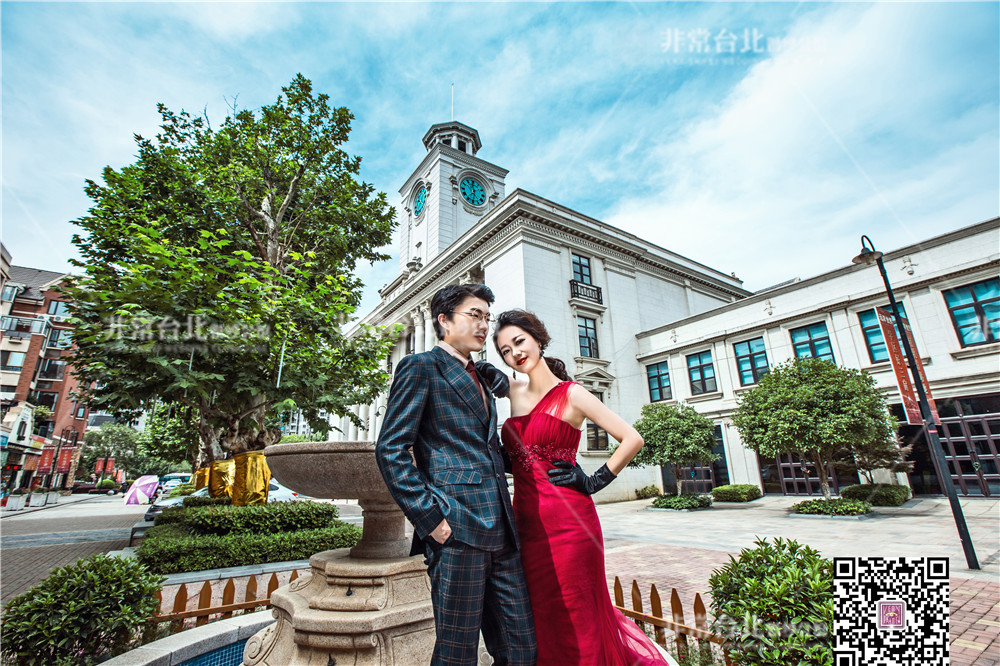 武汉非常台北婚纱摄影会馆-欧洲小镇图片