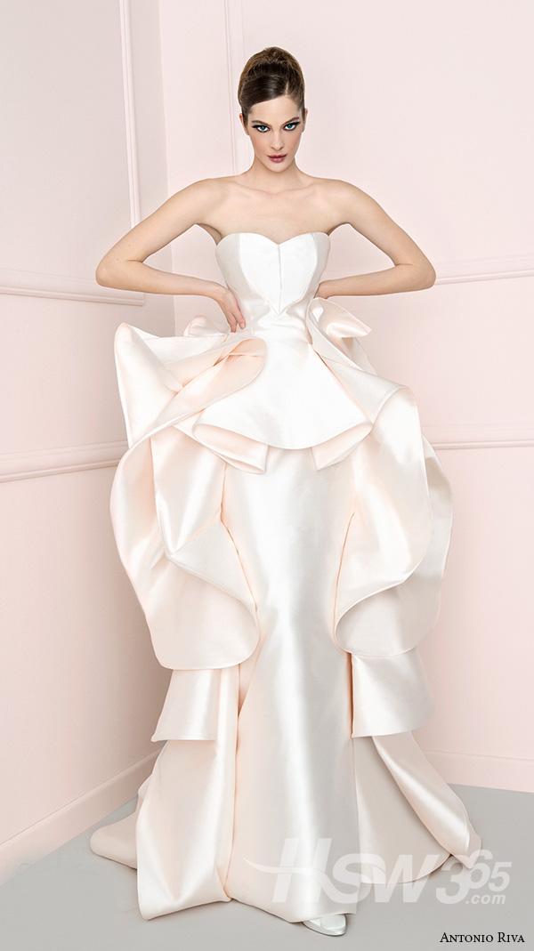 2016新娘婚纱系列