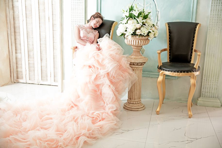 静海皇家新娘婚纱摄影