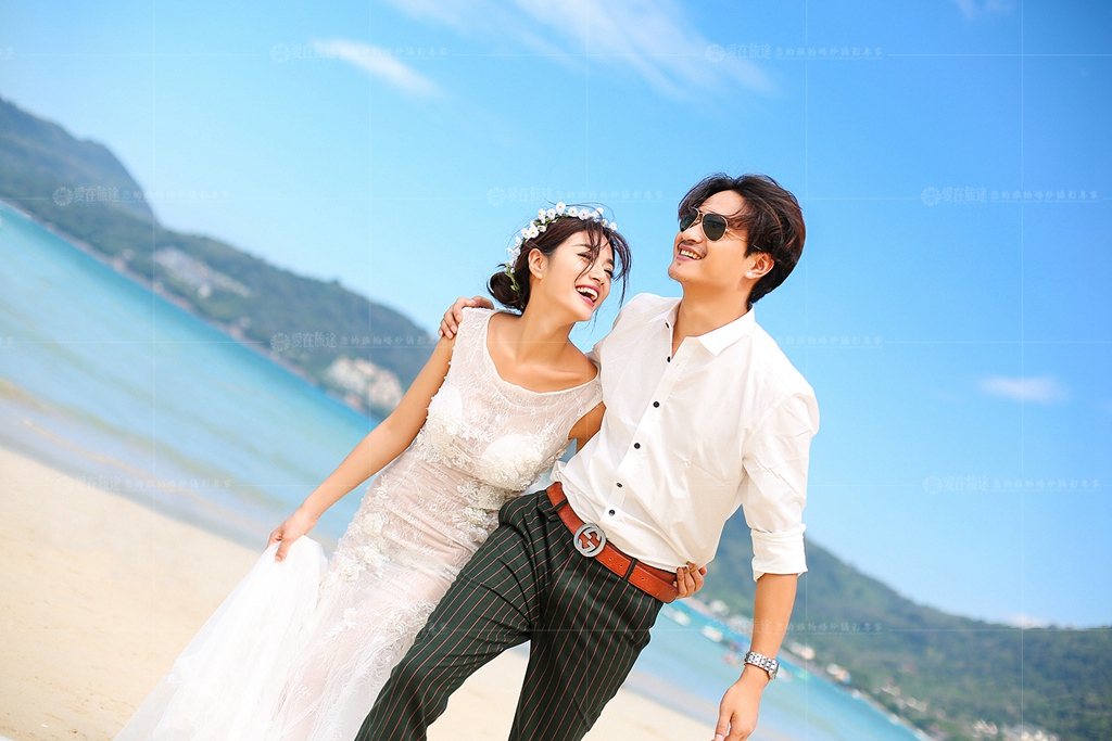 爱在旅途亚太旅游婚纱摄影之普吉岛婚纱照