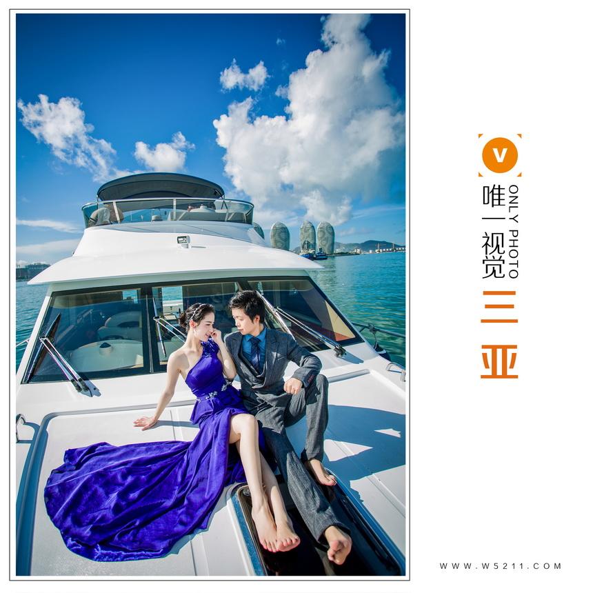 三亚婚纱摄影排行榜-首选唯一视觉