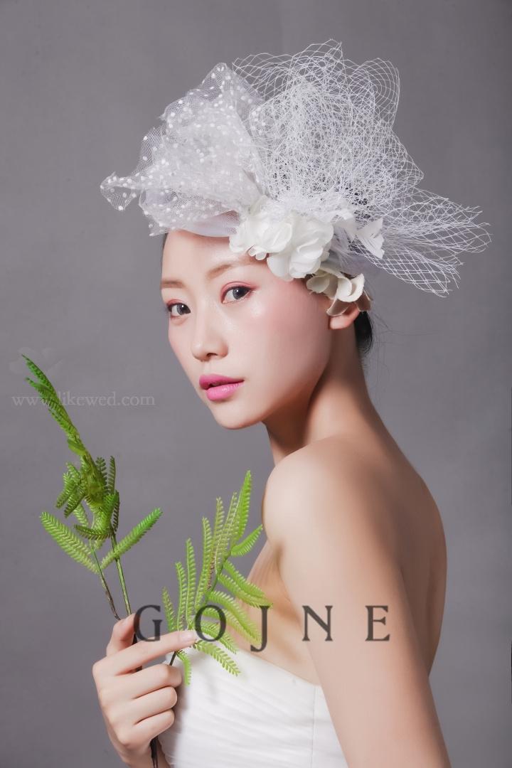 新娘头饰透明图素材