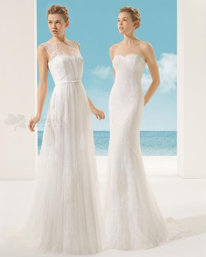 新娘婚纱-Rosa Clara系列婚纱造型