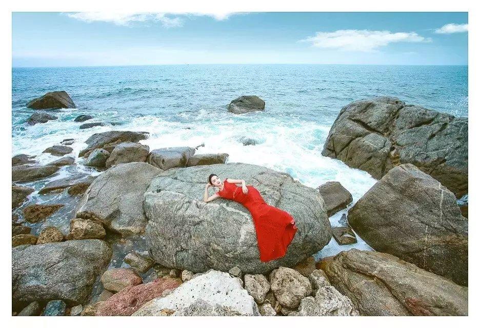 三亚时光旅景婚纱摄影天涯海角浪漫之旅