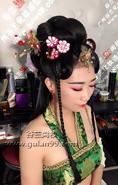 仙女古装造型
