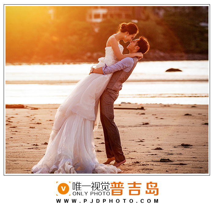普吉岛唯一视觉婚纱摄影