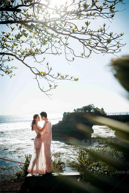 巴厘岛海外婚纱摄影样片唯美发布