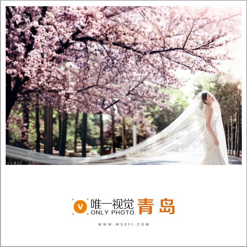 青岛婚纱照
