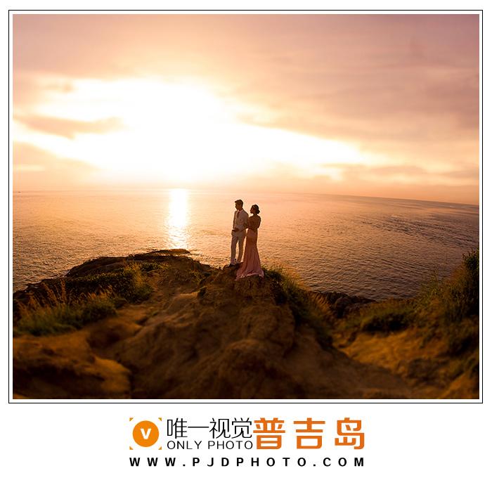 普吉岛唯一视觉_婚纱摄影作品