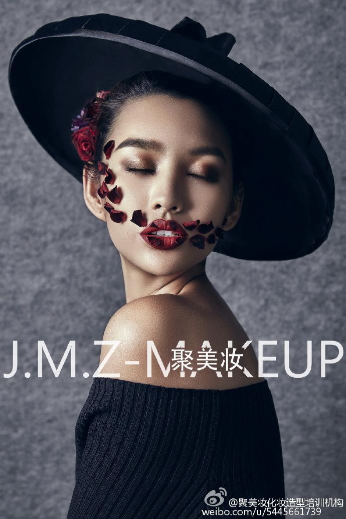 时尚彩妆造型之创意美妆图片